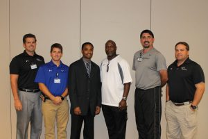 South Central Sports Medicine Team with Mitch Williams, FCA Director for Pinebelt